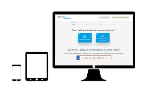 promotion simulation assurance belgique