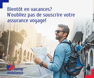 assurance voyage belgique