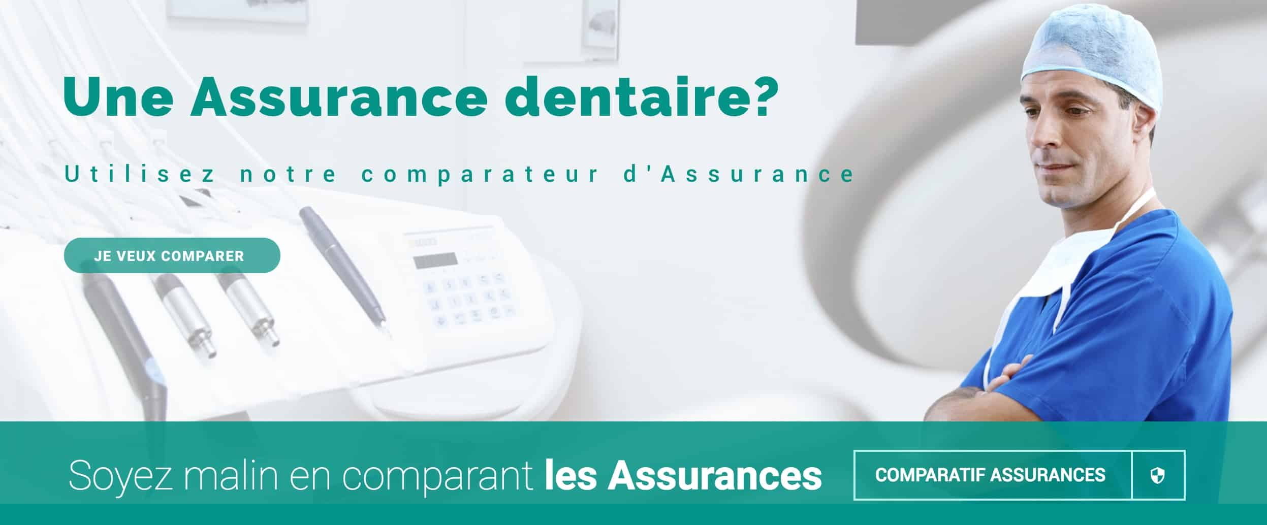 assurance dentaire