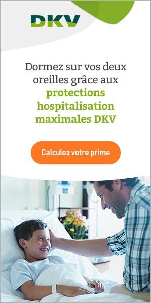 assurance hospi dkv